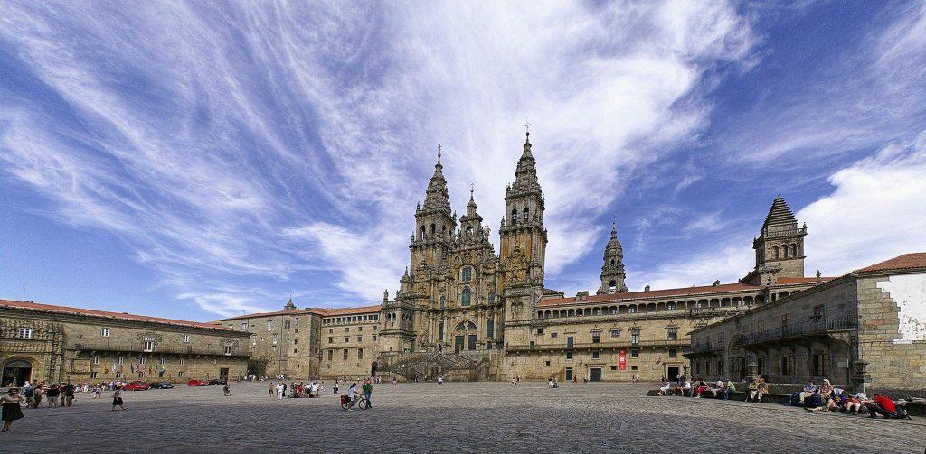 Cathederal Santiago de Compostela
