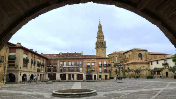 Najera to Santo Domingo de la Calzada