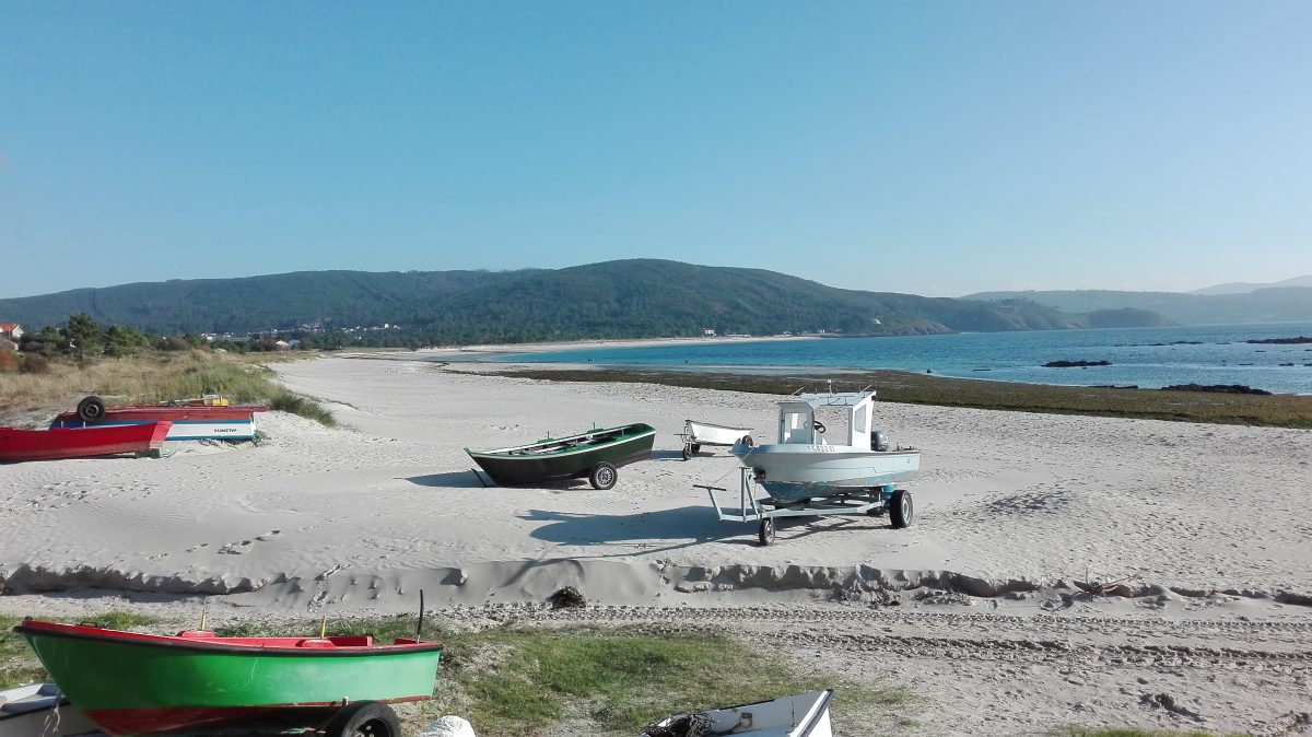 Finisterre playa