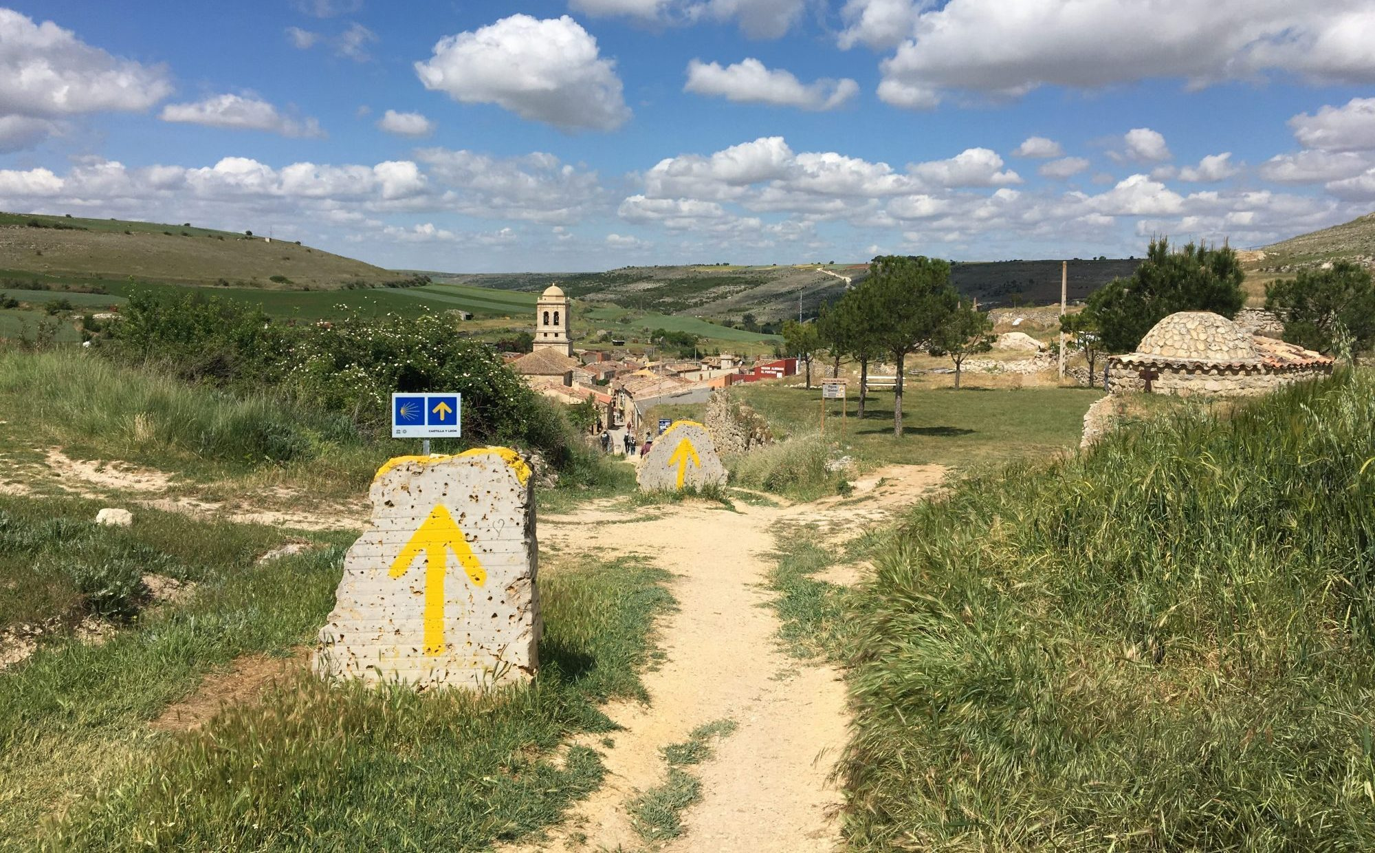 Guided-groups and Self-guided Camino packages